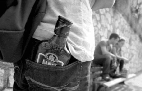 """Illustration pour le débat """"drogues, alcool et agression : l'équation chimique et sociale de la violence"""""""