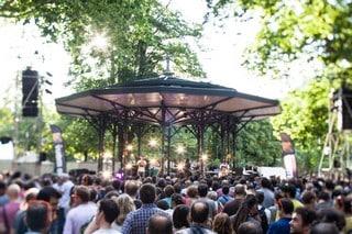 Festival Cabaret frappé © Ville de Grenoble