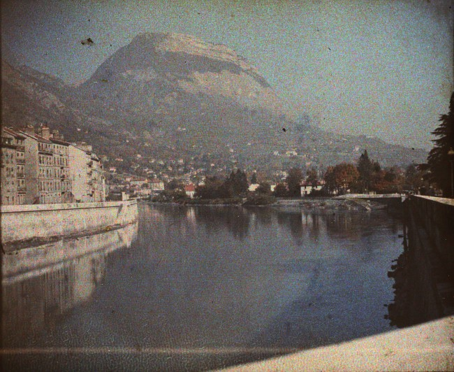 L'Isère et le Saint-Eynard