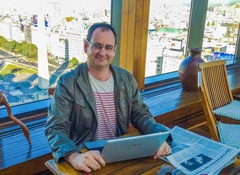 Jean-François Ponsot, maître de conférence en sciences économiques et membre des économistes atterrés