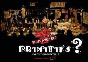 """""""Vous avez dit primitifs ?"""" : un spectacle présenté les 15 et 16 mai au Musée archéologique de Grenoble © Cle musique plurielle"""