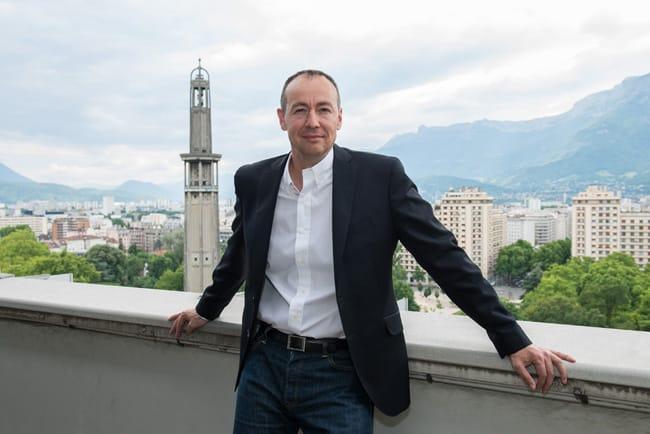 Pascal Clouaire, adjoint à la démocratie locale, Ville de Grenoble