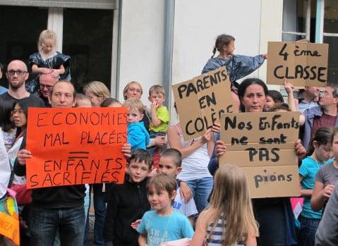 Ecole Maternelle Bajatière © Séverine Cattiaux - placegrenet.fr