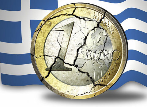 Grexit Sortie de l'euro par la Grèce