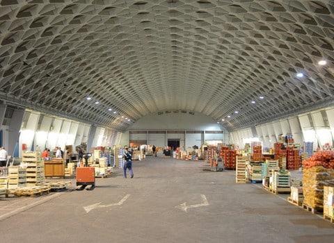 Le Marché d'Intérêt National de Grenoble accueillera le 28 juin, la 5ème édition du Foodcamp. © Cook'Appeal