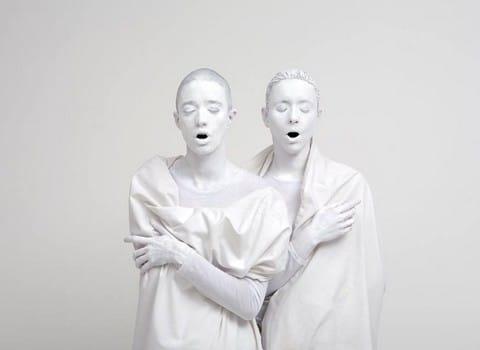 Le duo Mansfield.TYA sera en concert d'ouverture du Festival Rocktambule, le 5 octobre, à la Chapelle du Musée Dauphinois. © DR