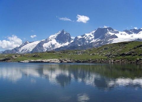 """""""Emparis- massif de la Meije depuis le lac Noir"""" by © Guillaume Piolle"""