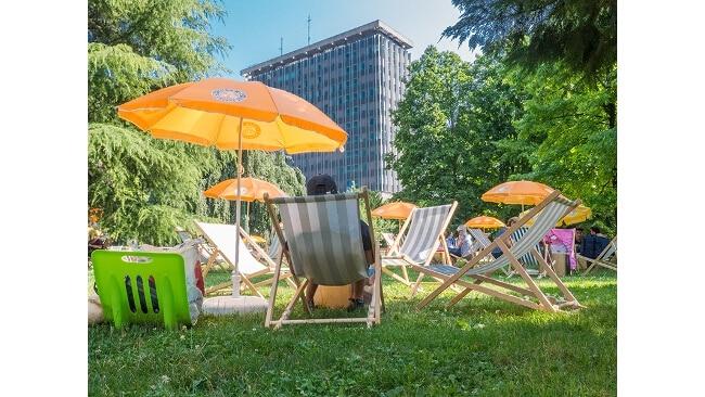 Vendredi 12 juillet 2013Eté oh! ParcEspace détente © Ville de Grenoble - Yann Beauvallet