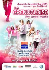 L'édition 2015 de la Grenobloise a lieu le dimanche 6 septembre. © Comité de l'Isère de la Ligue Contre le Cancer