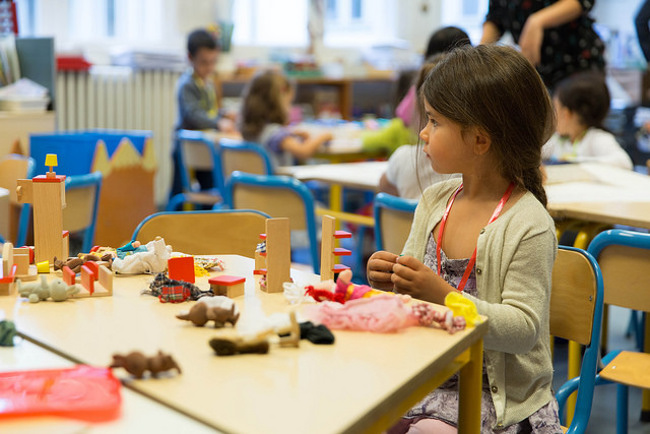 Académie de Grenoble : des élèves mieux lotis ? © Thierry Chenu - Ville de Grenoble