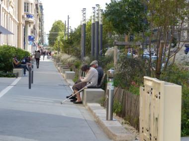 Couple de retraités. © Elodie Rummelhard - placegrenet.fr