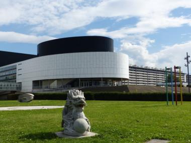 Maison de la culture (MC2) à Grenoble. © Elodie Rummelhard - placegrenet.fr