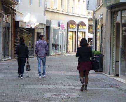 Le coup d'envoi du projet pour rendre le centre-ville piéton à Grenoble sera donné en février. Sitôt le vote des élus métropolitains acté.