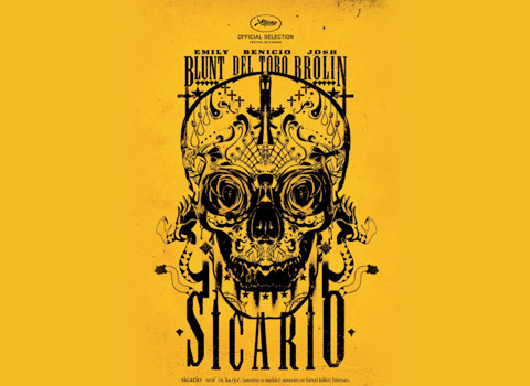 Sicario Official movie poster