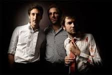 Le trio de Buffle ! DR