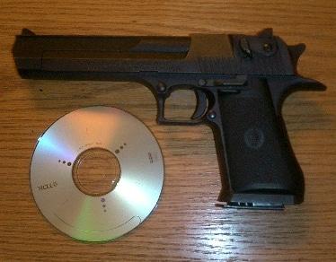 357 Magnum. DR