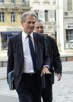 Jean-Paul Bonnetain, préfet de l'Isère. - DR