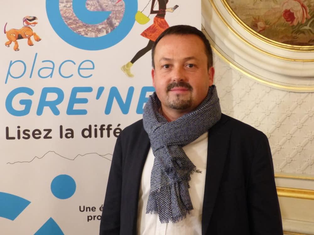 Yannick Neuder, vice-président de la Région Auvergne-Rhône-Alpes, est désormais président des Républicains 38 © Séverine Cattiaux - Place Gre'net