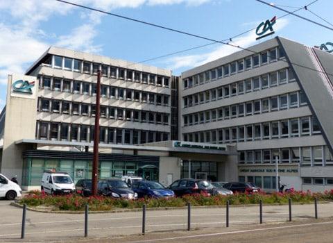 Bâtiment du Crédit agricole à Grenoble : nouvelle plainte pour favoritisme, faux et usage de faux en écriture publique et détournement de fonds publics.