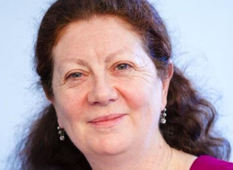 Lise Dumasy, présidente de l'Université Grenoble Alpes. © Utopikphoto