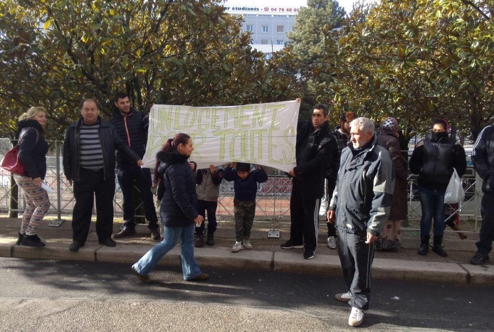 banderole des Roms