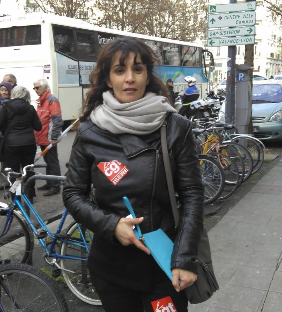 lynda bensella dénonce le manque de représentativité des syndicats dans les médias.