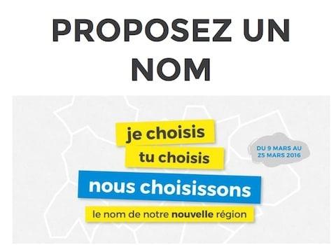 Après les lycéens, c'est au tour des habitants d'Auvergne et Rhône-Alpes d'être consultés pour trouver un nom à la Région. DR
