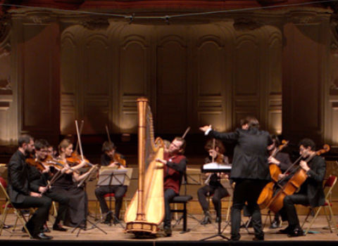 L'ensemble Appassionato se produit au festival Berlioz
