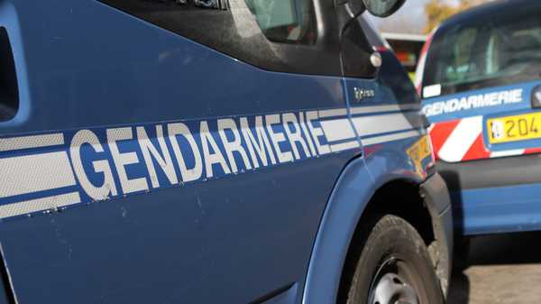 Véhicule de la gendarmerie. © Jean-François Frey