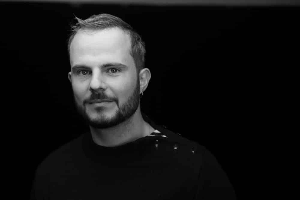 Yoann Bourgeois, directeur de la CCN2 de Grenobke © Géraldine Aresteanu