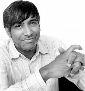Ramesh Caussy, fondateur de Partnership Robotics et chercheur associé au LIG, prend la tête de la chaire Robo'ethics.