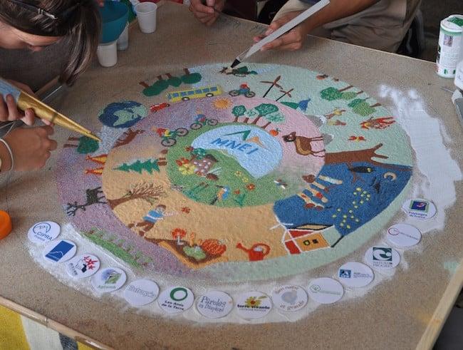 La Maison de la Nature et de l'Environnement MNEI rassemble 39 associations et emploi 10 salariés. © MNEI