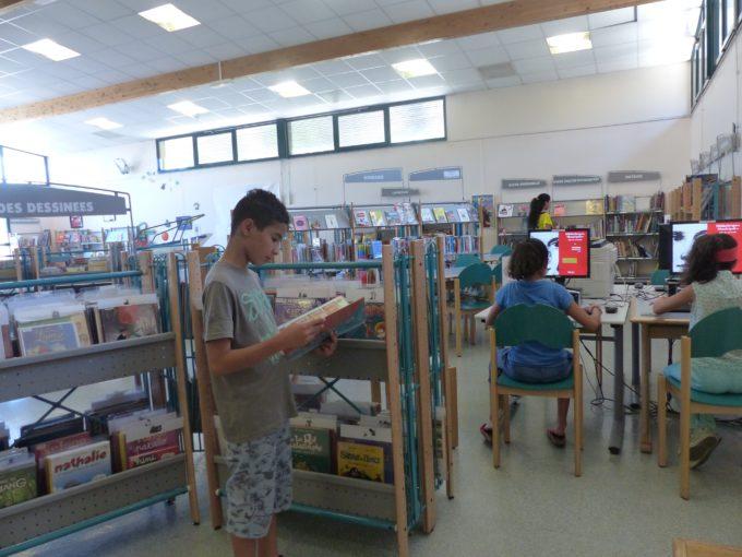 bibliothèque grenoble