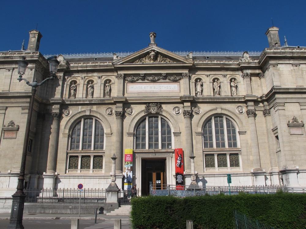 L'ancien musée de peinture de Grenoble, laissé à l'abandon... par Alain Carignon ? © Séverine Cattiaux - Place Gre'net
