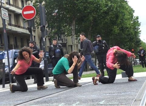 Manifestation du 14 juin à l'appel de l'intersyndicale. © Joël Kermabon - Place Gre'net