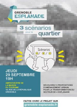 Forum citoyen Projet de ville pour Grenoble le mardi 20 septembre 2016 : Venez échanger sur les enjeux d\\\