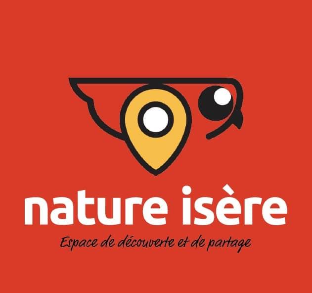 Le logo de Nature Isère. DR