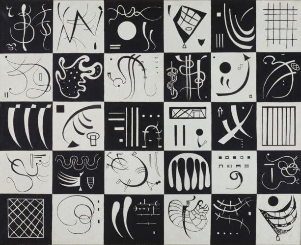 Trente, 1937. Huile sur toile, 81 x 110,9 cm. Musée national d'art moderne / CCI – Centre Pompidou, Paris Photo © Centre Pompidou, MNAM-CCI, Dist. RMNGrand Palais / Philippe Migeat