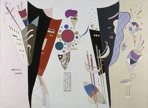 Accord réciproque, 1942 Huile et ripolin sur toile, 114 x 146 cm Musée national d'art moderne / CCI – Centre Pompidou, Paris Photo © Centre Pompidou, MNAM-CCI, Dist. RMNGrand Palais / Georges Meguerditchian