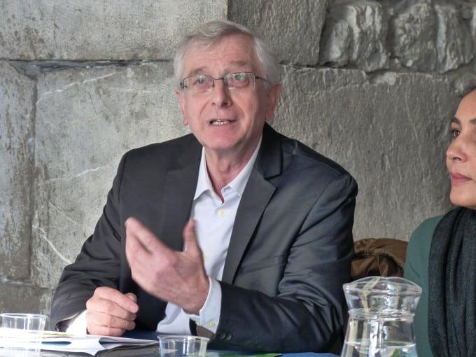 Changement d'organigramme : Jacques Wiart n'est plus adjoint mais conseiller municipal. © Place Gre'net
