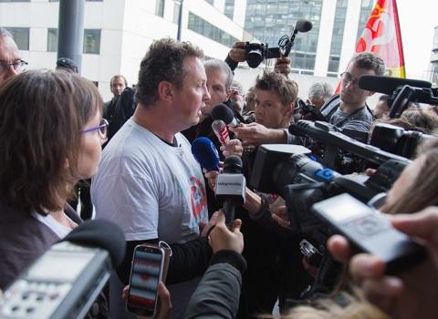 La pétition adressée à François Hollande, lancée par l'union régionale des Scop Rhône-Alpes en soutien à Ecopla, a passé le cap des 4 000 signatures.