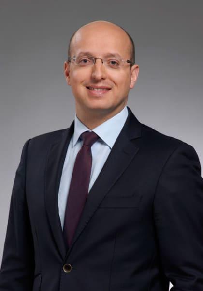 Vincent Delaunois, dirigeant de l'agence immobilière Audras & Delaunois et président de la FNAIM 38 depuis 2013. DR
