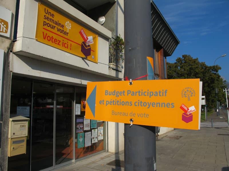 Votation citoyenne dans le secret des urnes grenoble for Garage grenoble ouvert samedi