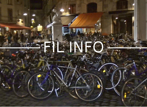 Avec une note de 3,91 sur 6, Grenoble se classe première au baromètre des villes cyclables dans la catégorie des communes entre 100 et 200 000 habitants.