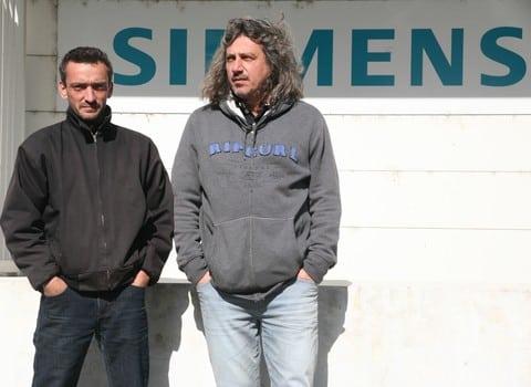 plan social chez Siemens