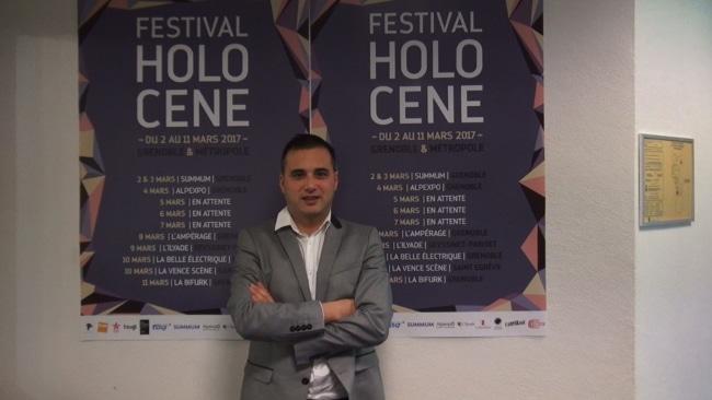 La deuxième édition du festival de musique actuelle Holocène se tiendra du 27 février au 3 mars 2018, avec notamment un premier pas vers le metal.Sylvain Nguyen - Le Périscope. © Joël Kermabon - Place Gre'net