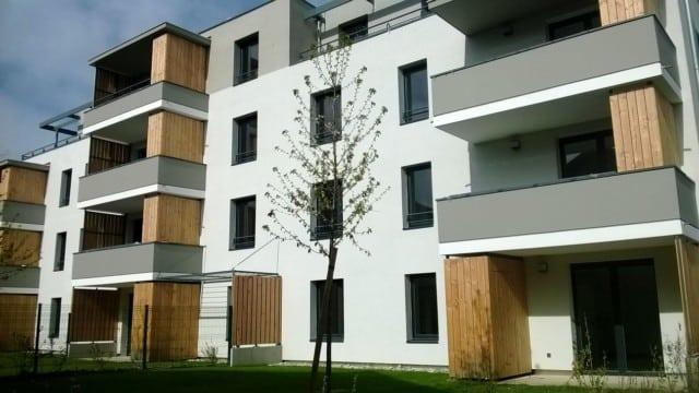 Le logement social est-il à vif ? Il est ici... à Vif, avec Le Clos, 18 logements sociaux de la SDH. © SDH