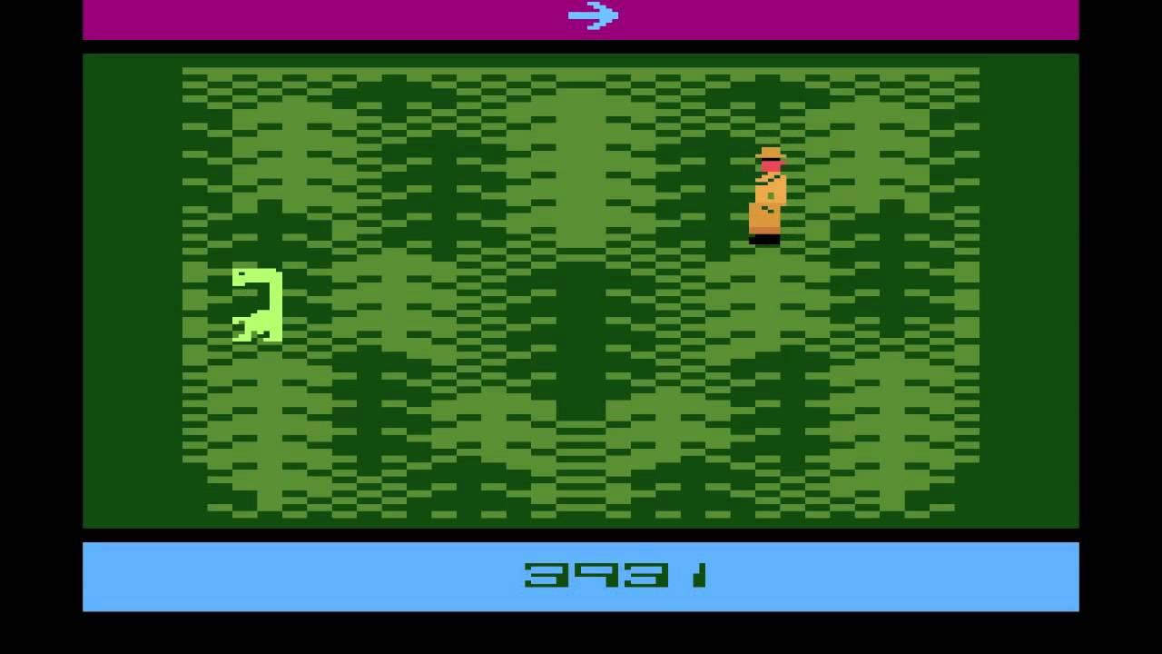 E.T. sur Atari 2600, considéré comme l'un des pires jeux de l'Histoire : un nanar vidéoludique ?