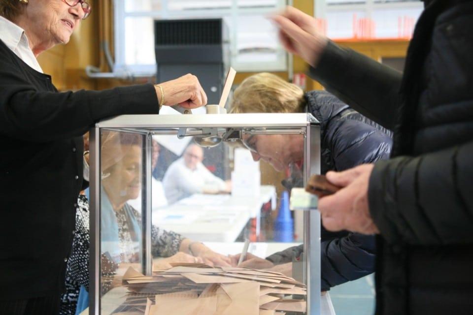 Les électeurs de la Droite et du Centre ont choisi François Fillon comme candidat © Florent Mathieu - Place Gre'net
