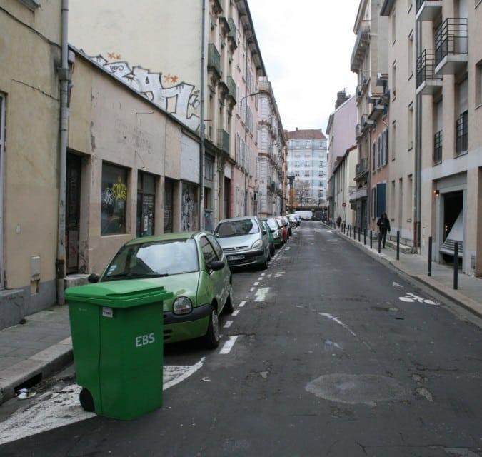 Au bout de la rue Gabriel Péri... l'Estacade. © Florent Mathieu - Place Gre'net